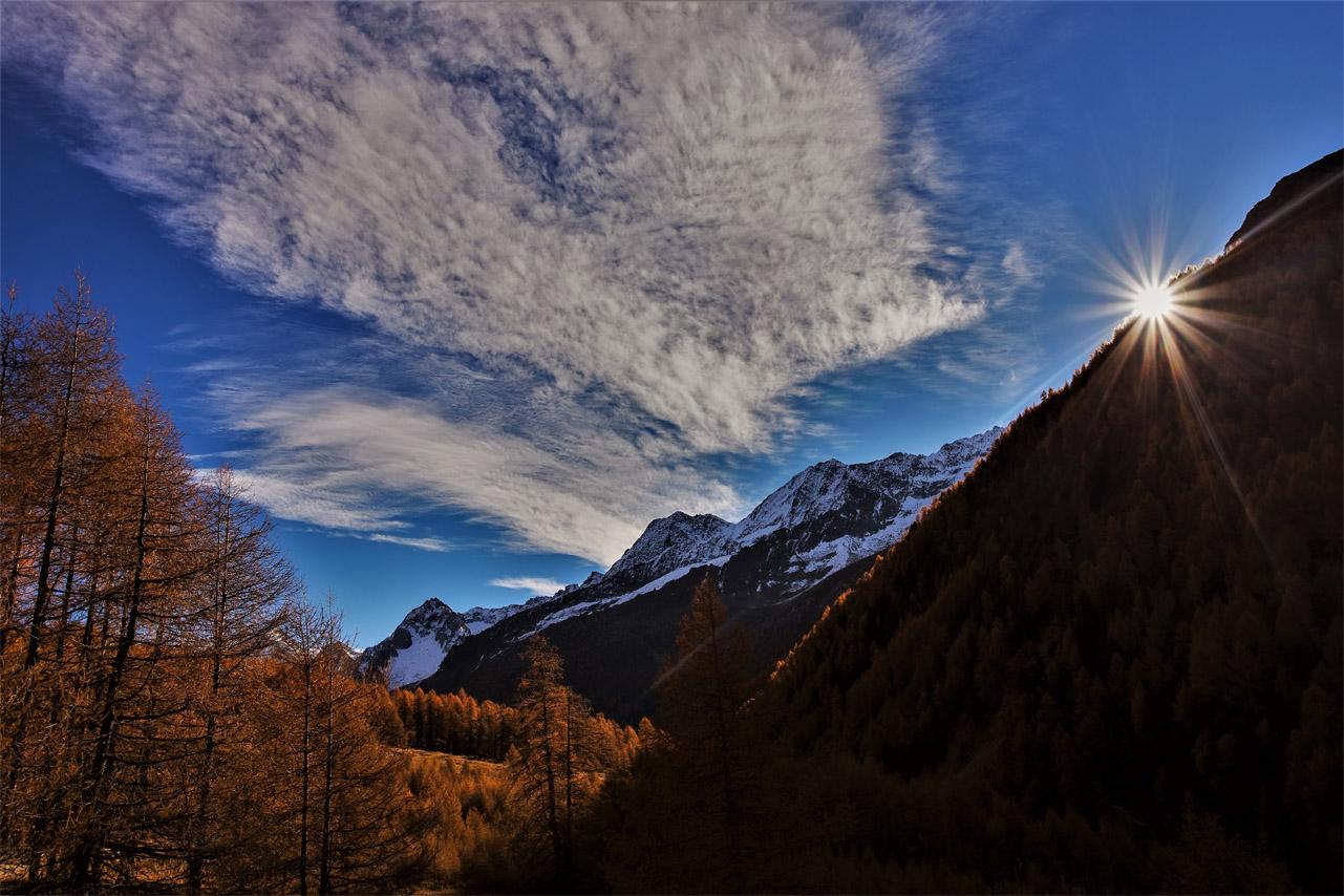 Sull'alpe