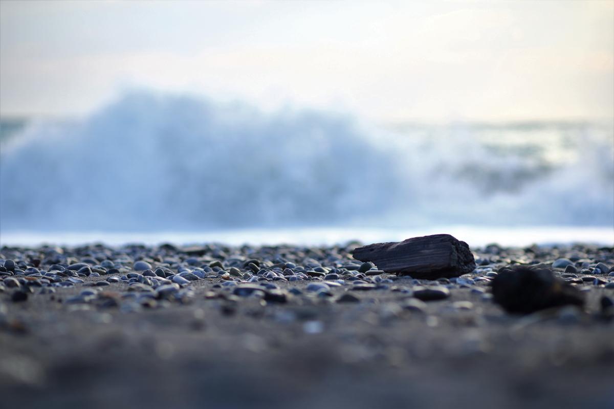 Ciotoli spiaggia