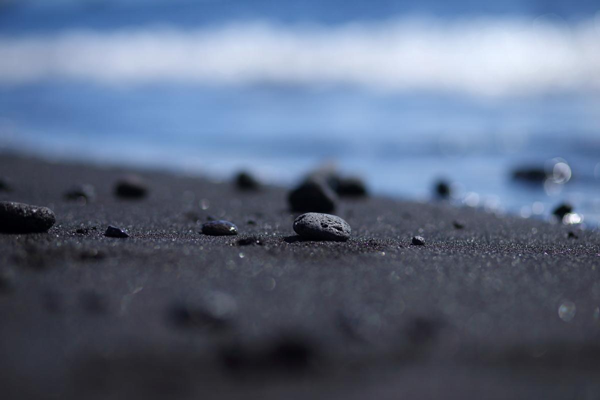 Sabbia di Stromboli